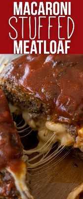 "¡A toda mi familia le ENCANTA este pastel de carne relleno de macarrones con queso! ¡Está lleno de macarrones con queso extra y el pastel de carne está perfectamente tierno! ""Width ="" 422 ""height ="" 1000 ""srcset ="" https://iwashyoudry.com/wp-content/uploads/2017/08/Macaroni-and-Cheese -Stuffed-Meatloaf-PIN-1-422x1000.jpg 422w, https://iwashyoudry.com/wp-content/uploads/2017/08/Macaroni-and-Cheese-Stuffed-Meatloaf-PIN-1-600x1422.jpg 600w , http://juegoscocinarpasteleria.org/wp-content/uploads/2020/02/Pastel-de-carne-relleno-de-queso-macarrones.jpg 675w ""tamaños ="" (ancho máximo: 422px) 100vw, 422px"