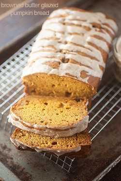 ¡El mejor y más dulce pan de calabaza que he probado en mi vida!