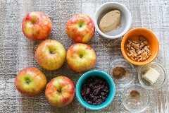 La mejor receta de manzanas para manzanas al horno