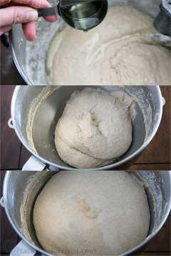 Receta de pan de centeno y trigo integral-4