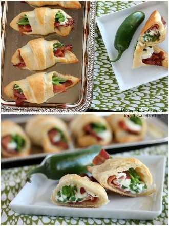 Jalapeño Popper Roll Ups: ¡solo 4 ingredientes para un sabroso aperitivo o aperitivo con una patada!