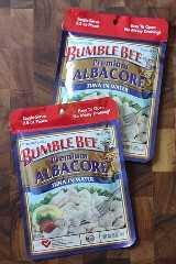 Bumble Bee bolsa de atún