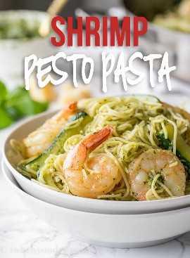"""¡Esta pasta de pesto de camarones súper fácil es un plato extremadamente sabroso lleno de calabacín fresco, pasta, camarones y queso parmesano! """"Ancho ="""" 675 """"altura ="""" 919 """"srcset ="""" https://iwashyoudry.com/wp-content/ uploads / 2017/07 / Shrimp-Pesto-Pasta-6-copy.jpg 675w, https://iwashyoudry.com/wp-content/uploads/2017/07/Shrimp-Pesto-Pasta-6-copy-600x817.jpg 600w """"tamaños ="""" (ancho máximo: 675px) 100vw, 675px"""