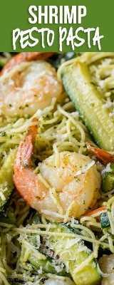 """¡TAN FÁCIL! ¡Esta pasta de camarones al pesto es mi nueva receta favorita para la cena fácil! """"Width ="""" 400 """"height ="""" 1000 """"srcset ="""" https://iwashyoudry.com/wp-content/uploads/2017/07/Shrimp-Pesto-Pasta- PIN-1-400x1000.jpg 400w, https://iwashyoudry.com/wp-content/uploads/2017/07/Shrimp-Pesto-Pasta-PIN-1-600x1500.jpg 600w, https://iwashyoudry.com/ wp-content / uploads / 2017/07 / Shrimp-Pesto-Pasta-PIN-1.jpg 675w """"tamaños ="""" (ancho máximo: 400px) 100vw, 400px"""