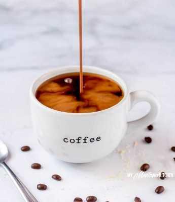 ¿puedo tomar café con crema espesa en la dieta cetosis?