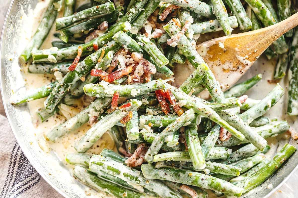 green beans casserole 4