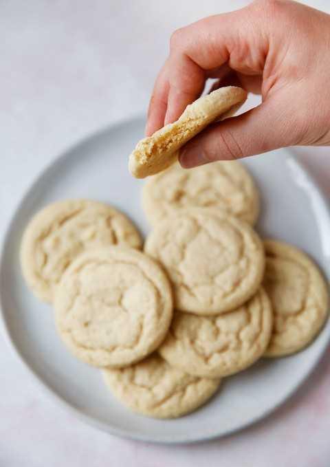 La mejor receta de galletas de azúcar sin gluten