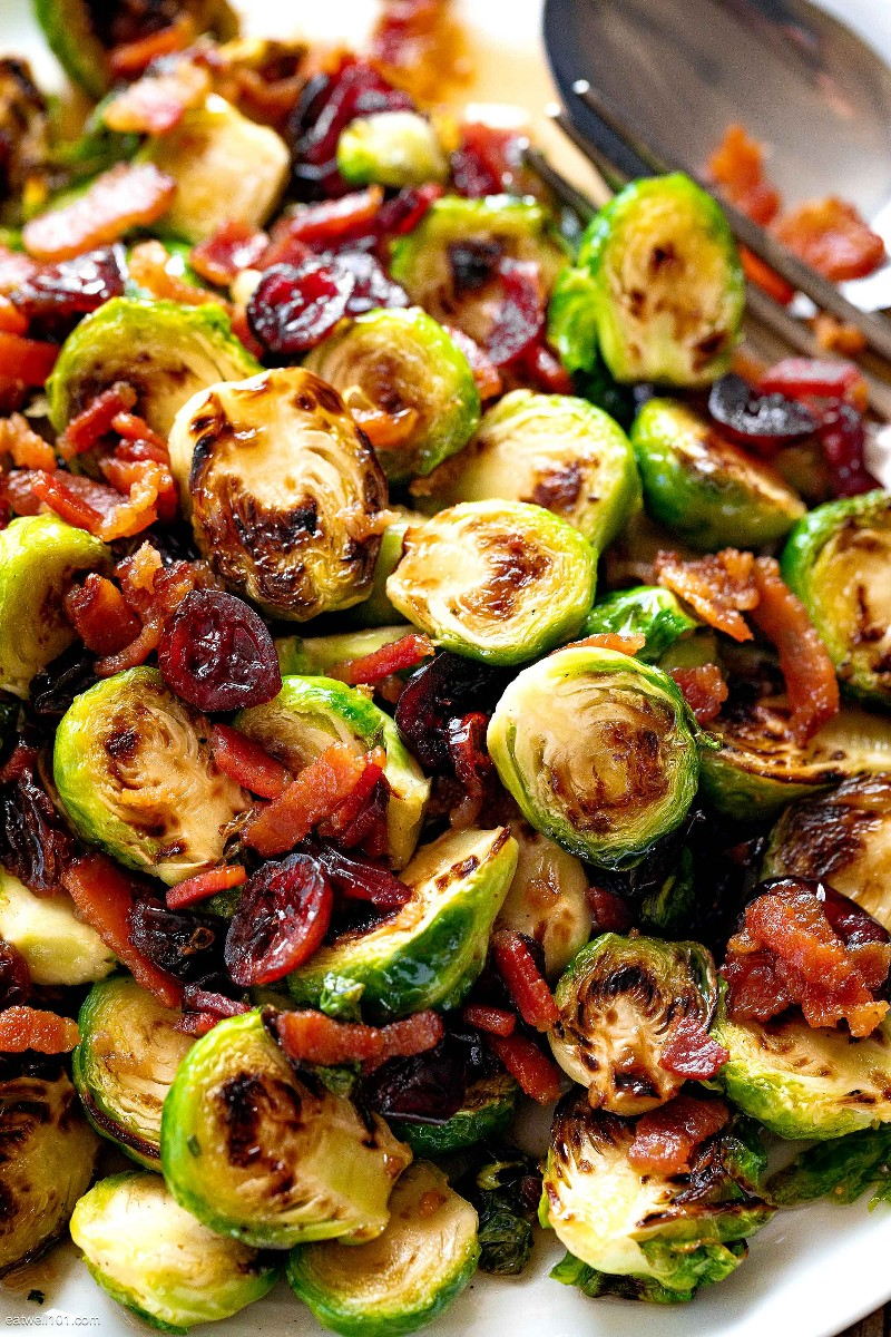 Roasted Brussels Sprouts Recipe 3
