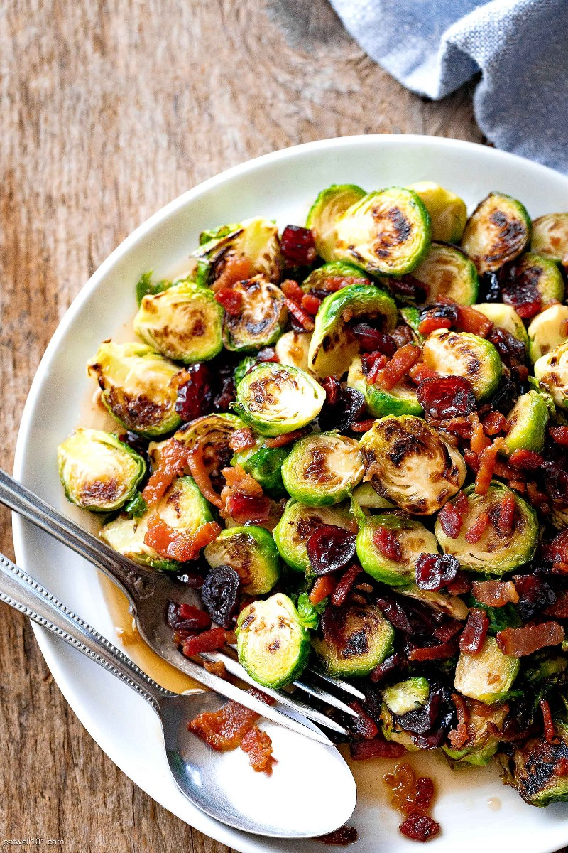 Roasted Brussels Sprouts Recipe 5