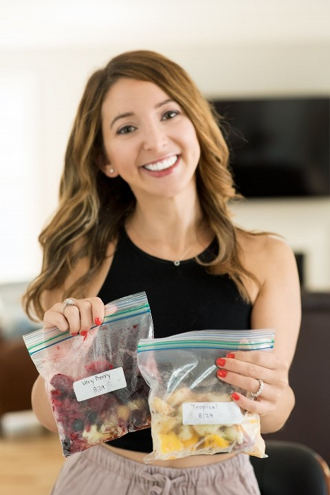 Smoothie Series Freezer Package