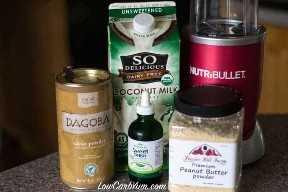 ingredientes utilizados
