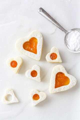 Valentine Sugar Cookies: ¡tan lindas y fáciles de hacer, estas galletas de azúcar tienen un sabor divino y literalmente se derriten en la boca!