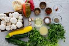 Espetos de vegetais marroquinos-7