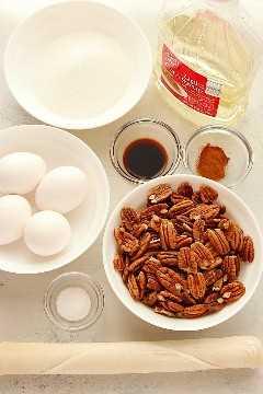 ingredientes para bolo de noz bolo de noz