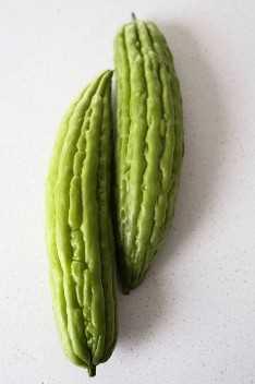 melão amargo