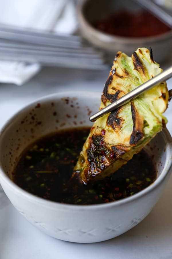 panquecas de cebolinha - pajeon | pickledplum.com