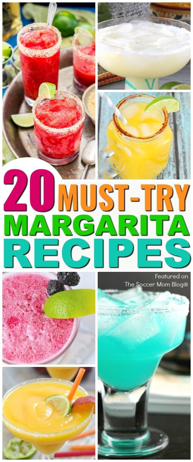 You won't believe what's inside some of these amazingly unique margarita recipes! Unexpected, fruity, frozen ingredients, and even margarita bears - there's something here for every occasion and every menu! (Find the perfect margarita cocktail for your Cinco de Mayo party!)