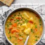 Sopa Cremosa de Verduras