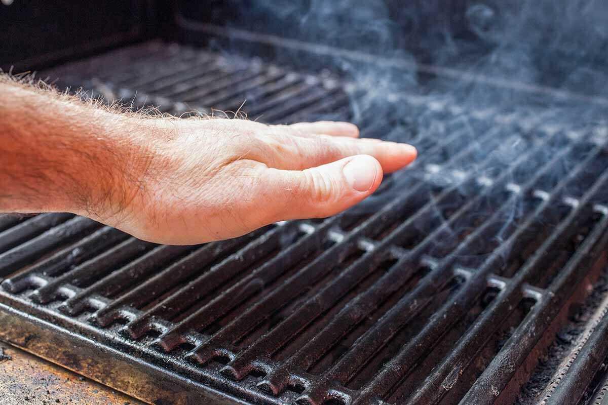 Como fazer os melhores hambúrgueres grelhados esquenta a grelha