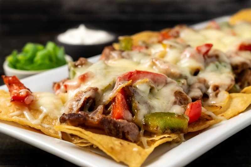 "Near steak fajita nachos ""srcset ="" https://juegoscocinarpasteleria.org/wp-content/uploads/2020/02/1582748045_24_La-mejor-cena-de-fajitas-y-filetes-Nachos-para-dos.jpg 800w, https: / /cdn1.zonacooks.com/wp-content/uploads/2019/09/Steak-Fajita-Nachos-Dinner-for-Two-2-500x333.jpg 500w, https://cdn1.zonacooks.com/wp -content / uploads / 2019/09 / Steak-Fajita-Nachos-Dinner-for-Two-2-768x512.jpg 768w, https://cdn1.zonacooks.com/wp-content/uploads/2019/09/Steak- Fajita-Nachos -Jantar-para-dois-2-735x490.jpg 735w ""tamanhos ="" (largura máxima: 800px) 100vw, 800px"