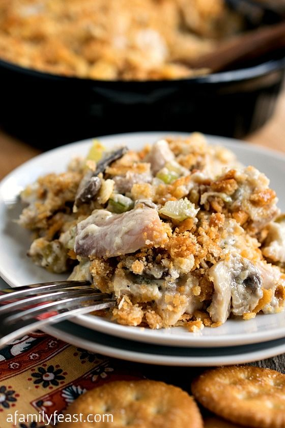 Ensalada de pollo al horno: una fiesta familiar