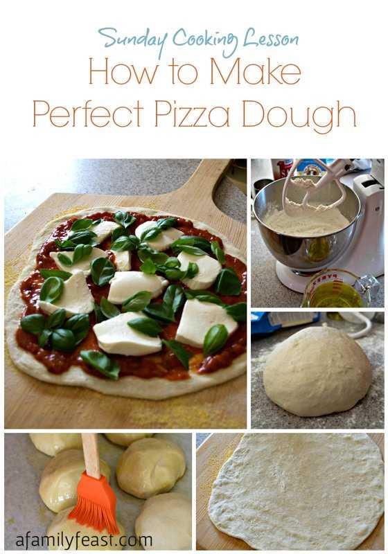 Domingo Lição de Culinária: Massa de Pizza Perfeita: Uma Festa em Família