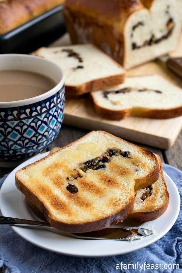 Babka Polaco - Un pan tradicional servido en la mañana de Pascua.