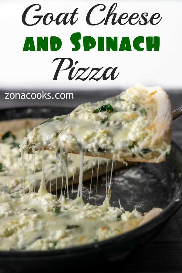 """Pizza de queijo de cabra e espinafre """"class ="""" wp-image-15933 """"srcset ="""" https://cdn1.zonacooks.com/wp-content/uploads/2019/11/Goat-Cheese-and-Spinach-Pizza- 15 jpg 600w, https://cdn1.zonacooks.com/wp-content/uploads/2019/11/Goat-Cheese-and-Spinach-Pizza-15-333x500.jpg 333w """"tamanhos ="""" (largura máxima: 600px) 100vw , 600px"""