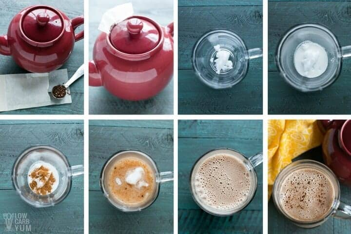 Cómo hacer té a prueba de balas