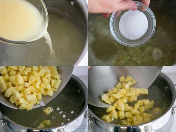 Sopa de fideos Turquía