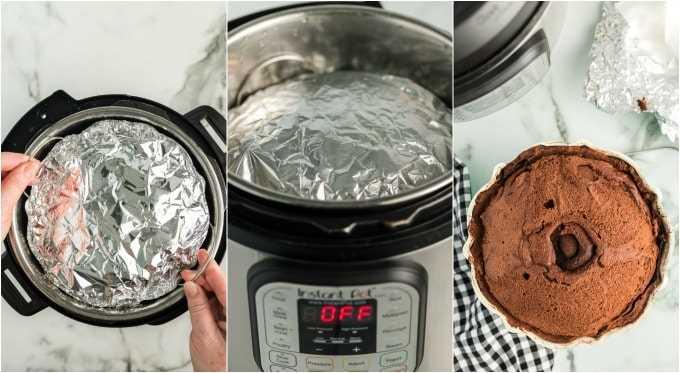 cómo hacer un pastel instantáneo