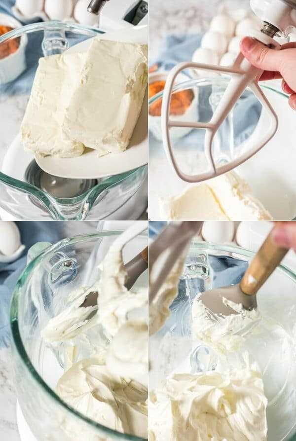 Faça cheesecake de abóbora recheio receitas passos fotos 1
