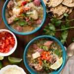 Green Chile Stew: abundante comida reconfortante de Nuevo México