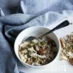 Cereal Muesli para un desayuno Keto Paleo