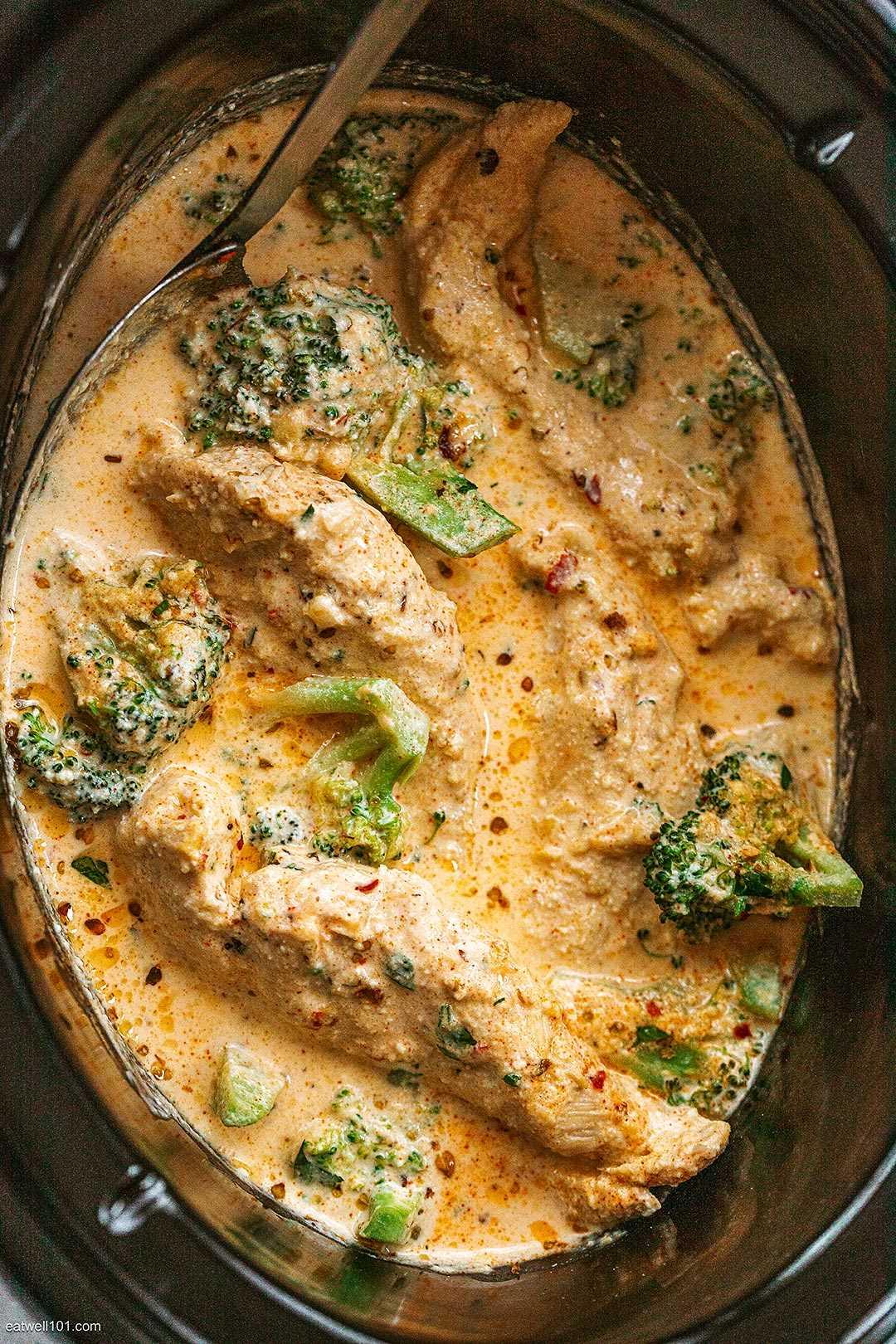 Slow Cooker Chicken Recipe 3