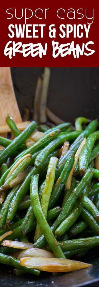 """¡Estas judías verdes dulces y picantes son el acompañamiento perfecto de inspiración asiática! ¡Combínalo con un poco de pollo asado para una comida completa! """"Width ="""" 347 """"height ="""" 1000 """"srcset ="""" https://iwashyoudry.com/wp-content/uploads/2018/02/Sweet-and-Spicy-Green- Beans-PINcopy.jpg 347w, https://iwashyoudry.com/wp-content/uploads/2018/02/Sweet-and-Spicy-Green-Beans-PINcopy-8x24.jpg 8w, https://iwashyoudry.com/ wp-content / uploads / 2018/02 / Sweet-and-Spicy-Green-Beans-PINcopy-12x36.jpg 12w, https://iwashyoudry.com/wp-content/uploads/2018/02/Sweet-and-Spicy -Green-Beans-PINcopy-17x48.jpg 17w """"tamaños ="""" (ancho máximo: 347px) 100vw, 347px"""