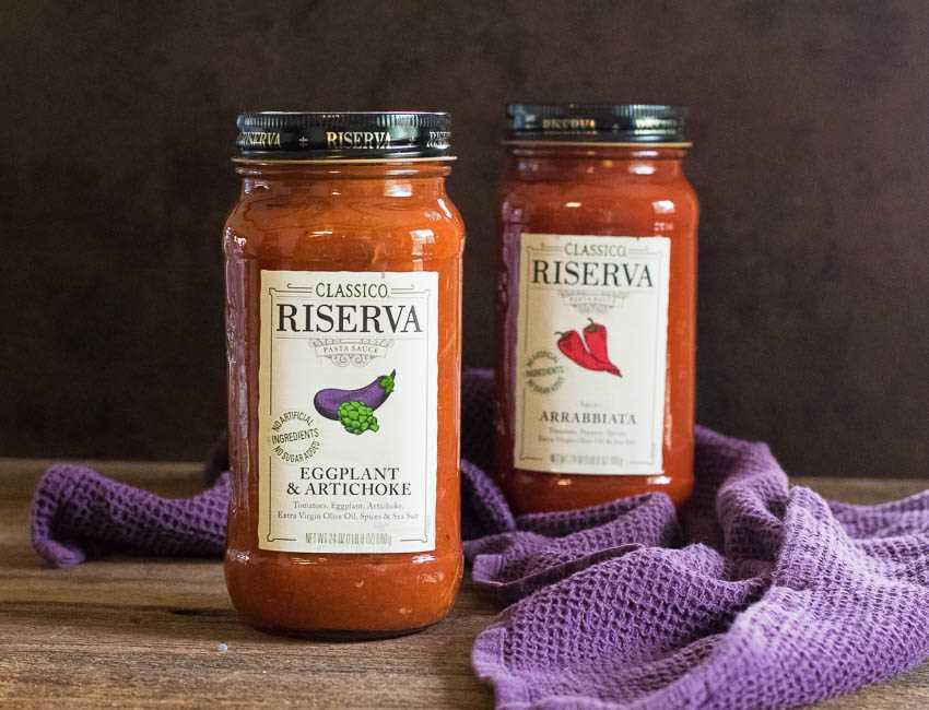 Alcachofra de espinafre e frango Manicotti Classic Riserva