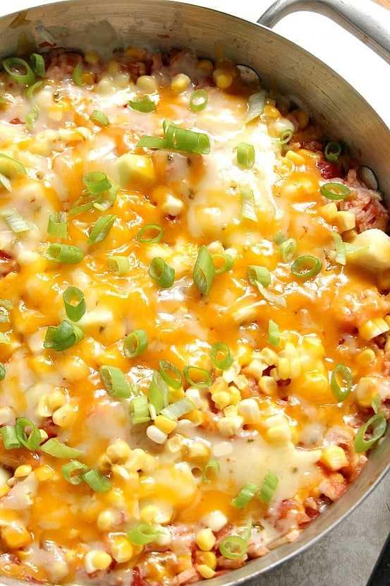 arroz com queijo 3 arroz com molho de queijo com abobrinha e milho Receita