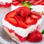 Receta de pastel de fresa - Imagen destacada
