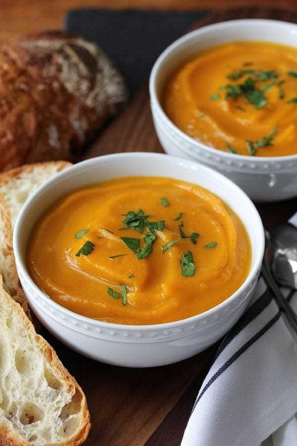 38 acogedoras recetas de sopa de clima frío