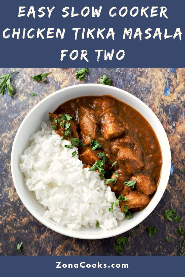 """Receta Tikka Masala de pollo a la olla de cocción lenta para dos """"srcset ="""" https://cdn1.zonacooks.com/wp-content/uploads/2018/09/Slow-Cooker-Crockpot-Chicken-Tikka-Masala-Recipe-for-Two -10.jpg 735w, https://cdn1.zonacooks.com/wp-content/uploads/2018/09/Slow-Cooker-Crockpot-Chicken-Tikka-Masala-Recipe-for-Two-10-333x500.jpg 333w , https://cdn1.zonacooks.com/wp-content/uploads/2018/09/Slow-Cooker-Crockpot-Chicken-Tikka-Masala-Recipe-for-Two-10-712x1067.jpg 712w """"tamaños ="""" ( ancho máximo: 735px) 100vw, 735px"""