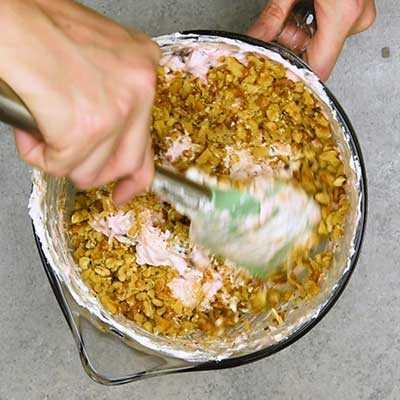 "Cranberry Fluff Paso 4 - Mezclar bien. ""Width ="" 400 ""height ="" 400 ""data-pin-description ="" Cranberry Fluff! Esta ensalada de pelusa de arándano es un acompañamiento o postre de clima frío que combina arándanos agrios, piña dulce y manzanas frescas con crema suave y nueces. El | HomemadeHooplah.com ""data-pin-nopin ="" true ""srcset ="" https://juegoscocinarpasteleria.org/wp-content/uploads/2020/02/1582950154_260_Pelusa-de-arandano.jpg 400w, https: // homemadehooplah .com / wp-content / uploads / 2019/02 / Cranberry-Fluff-Step-3c-75x75.jpg 75w, https://homemadehooplah.com/wp-content/uploads/2019/02/Cranberry-Fluff-Step- 3c-155x155.jpg 155w, https://homemadehooplah.com/wp-content/uploads/2019/02/Cranberry-Fluff-Step-3c-168x168.jpg 168w, https://homemadehooplah.com/wp-content/ uploads / 2019/02 / Cranberry-Fluff-Step-3c-300x300.jpg 300w ""tamaños ="" (ancho máximo: 400px) 100vw, 400px"
