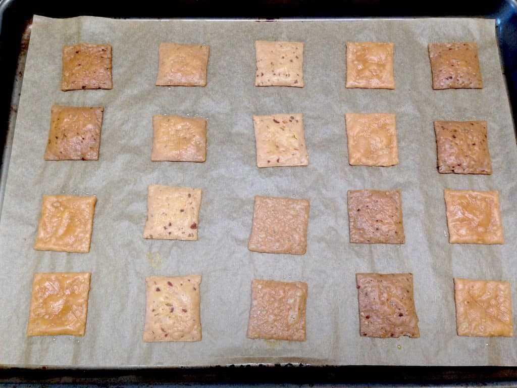 Galletas caseras de queso: ceto y bajo en carbohidratos