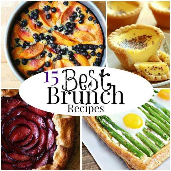 Impressione a família e os convidados com estas melhores receitas de brunch. As deliciosas receitas de café da manhã e brunch são impressionantes.