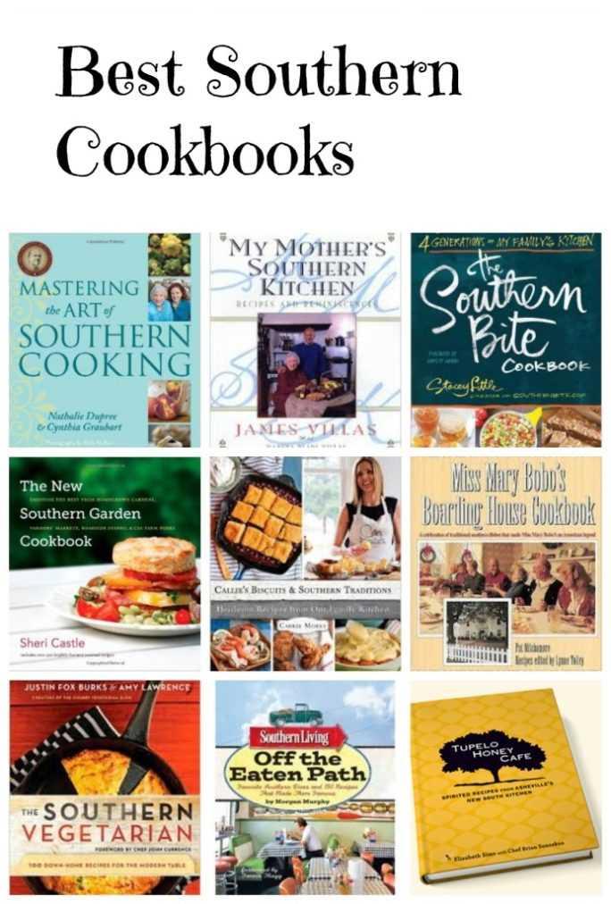 Southern best cookbooks
