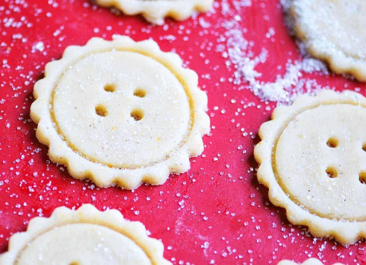Convertirlos en cookies de botón