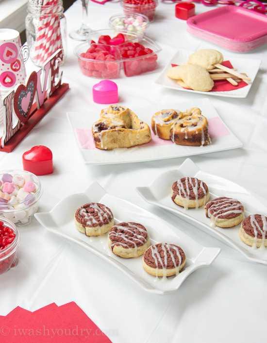 Ideas de fiesta de San Valentín