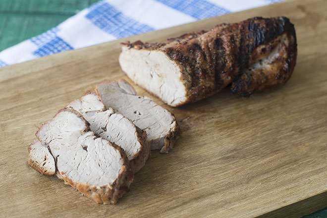 Cómo cortar y preparar lomo de cerdo antes de cocinar