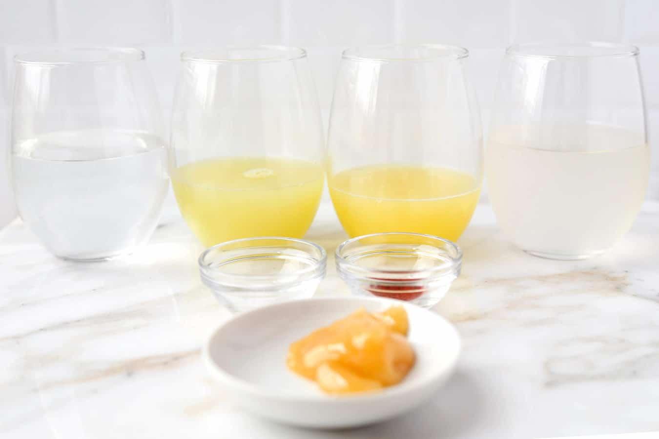 Tónico energético de limón y lima: ¡este tónico energético de limón y lima es el complemento perfecto para media tarde para un chapuzón después del almuerzo! Receta, bebidas, saludables, cítricos, tónicos | pickledplum.com