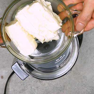 """Dip de salmón ahumado Paso 1 - Agregue queso crema. """"Width ="""" 400 """"height ="""" 400 """"data-pin-description ="""" Dip de salmón ahumado! La salsa de salmón ahumado suave y cremosa tiene todo el sabor del salmón ahumado con toques de limón, eneldo y alcaparras. Ideal para untar en bagels o sumergir con galletas saladas. El   HomemadeHooplah.com """"data-pin-nopin ="""" true """"srcset ="""" https://juegoscocinarpasteleria.org/wp-content/uploads/2020/02/1583005744_631_Salmon-Ahumado.jpg 400w, https : //homemadehooplah.com/wp-content/uploads/2019/01/Smoked-Salmon-Dip-Step-1a-1-75x75.jpg 75w, https://homemadehooplah.com/wp-content/uploads/2019/ 01 / Smoked-Salmon-Dip-Step-1a-1-155x155.jpg 155w, https://homemadehooplah.com/wp-content/uploads/2019/01/Smoked-Salmon-Dip-Step-1a-1-168x168 .jpg 168w, https://homemadehooplah.com/wp-content/uploads/2019/01/Smoked-Salmon-Dip-Step-1a-1-300x300.jpg 300w """"tamaños ="""" (ancho máximo: 400px) 100vw 400px"""